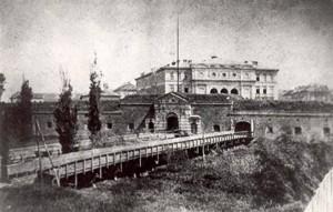 Poarta Petrovaradinului a cetatii Timisoara